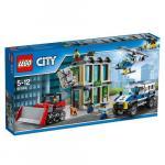 Spargere cu Buldozerul 60140 Lego City