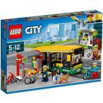 Statie de Autobuz 60154 Lego City