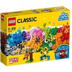 Caramizi si Roti Variate 10712 Lego Classic