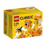 Cutie portocalie de creativitate 10709 Lego Classic