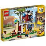 Skatepark Modular Lego Creator