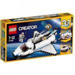 Space Shuttle Explorer Lego Creator