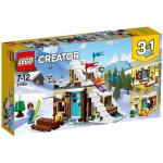 Vacanta de Iarna Modulara Lego Creator