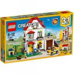 Vila de Familie Lego Creator