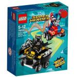 Mighty Micros Batman Contra Harley Quinn Lego Dc Super Heroes