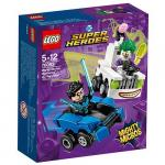 Mighty Micros Nightwing Contra The Joker Lego Dc Super Heroes