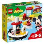Barca lui Mickey Lego Duplo
