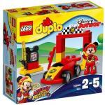 Masina de curse a lui Mickey Lego Duplo