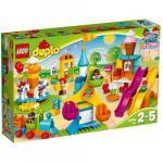 Parc mare de distractii Lego Duplo