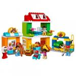 Piata Mare a Orasului 10836 Lego Duplo