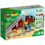 Pod si sine de cale ferata Lego Duplo