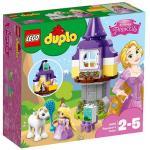 Turnul lui Rapunzel Lego Duplo
