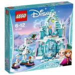 Elsa si Palatul Ei Magic de Gheata Lego Disney