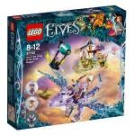 Aira si Cantecul Dragonului de Vant Lego Elves