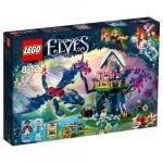 Ascunzisul Tamaduitor al lui Rosalyn Lego Elves