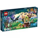 Atacul Liliacului Lego Elves
