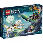 Confruntarea Emily si Noctura Lego Elves