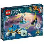 Naida si Ambuscada Testoasei de Apa Lego Elves