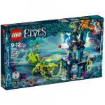 Turnul lui Noctura si Salvarea Vulpii de Pamant Lego Elves