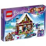 Cabana din statiunea de Iarna Lego Friends
