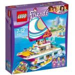 Croaziera Insorita pe Catamaran Lego Friends