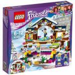 Patinoarul Statiunii de Iarna Lego Friends