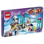 Schiliftul Statiunii de Iarna 41324 Lego Friends