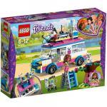 Vehiculul de Misiune al Oliviei Lego Friends