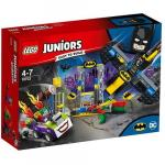 Atacul lui Joker in Batcave 10753 Lego Juniors