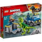 Camionul de Salvare al Raptorului Lego Juniors