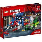 Confruntarea dintre Omul Paianjen si Scorpion 10754 Lego Juniors