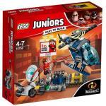 Elastigirl si Urmarirea pe Acoperis Lego Juniors