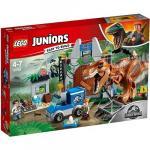 Evadarea Lui T Rex Lego Juniors