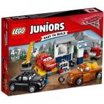 Garajul lui Fumuriu Lego Juniors