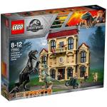 Furia Indoraptorului pe Mosia Lockwood Lego Jurassic World