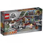 Urmarirea Velociraptorului din Jurassic Park Lego Jurassic World