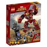 Distrugerea Hulkbuster Lego Marvel Super Heroes