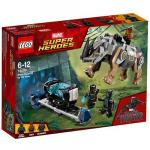 Rhino Face-Off Lego Marvel Super Heroes