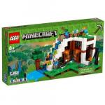 Baza de la Cascada Lego Minecraft