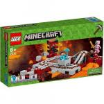 Calea Ferata Nether Lego Minecraft