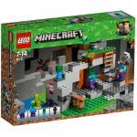 Pestera cu zombi Lego Minecraft