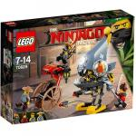 Atacul Piranha Lego Ninjago