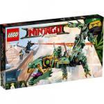 Green Ninja Mech Dragon Lego Ninjago Movie