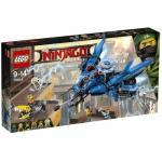 Lightning Jet Lego Ninjago Movie