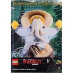 Mini Jurnal Sensei Wu Lego Ninjago