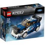 Ford Fiesta M-Sport WRC Lego Speed Champions
