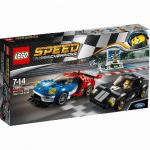 Ford GT 2016 & Ford GT40 1966, 75881 Lego Speed Champions