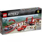Garajul Suprem Ferrari Lego Speed Champions