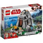 Antrenamentul de pe Ahch-To Island 75200 Lego Star Wars