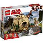 Coliba lui Yoda Lego Star Wars